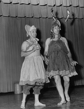 George Dixon & Bill Rhea