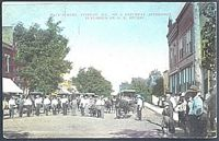 1908 PC Scene on Main St